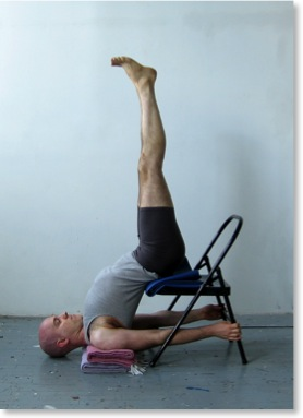 sarvangasana-on-chair